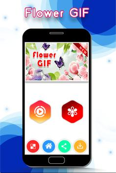 Flower Gif poster