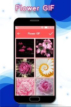 Flower Gif screenshot 1