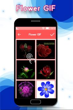 Flower Gif screenshot 2