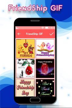 FriendShip Gif screenshot 1