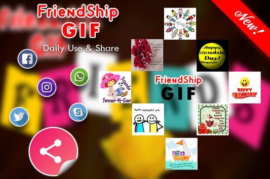 FriendShip Gif screenshot 5