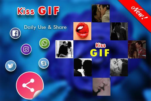 Kiss Gif screenshot 5