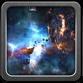 Asteroids Pack Zeichen