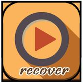 Recover Video File icon