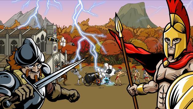 Age of War 2 screenshot 3