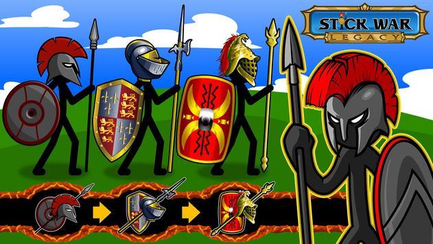 Stick War: Legacy تصوير الشاشة 6