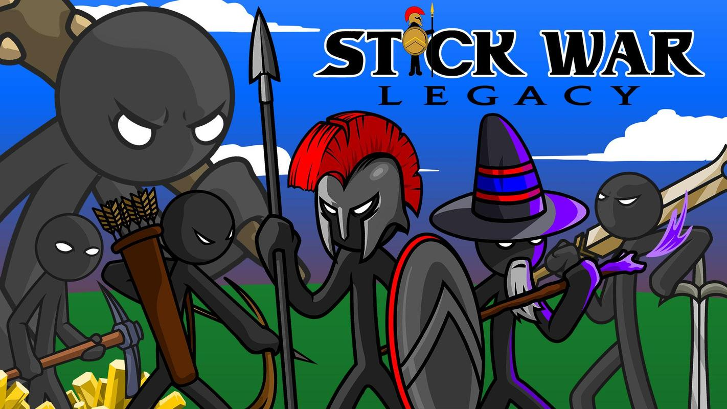 Stick Wars Hacked - Hacked Unblocked Games