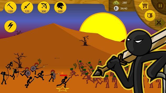Stick War: Legacy تصوير الشاشة 10