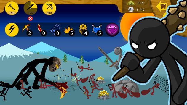 Stick War: Legacy تصوير الشاشة 14
