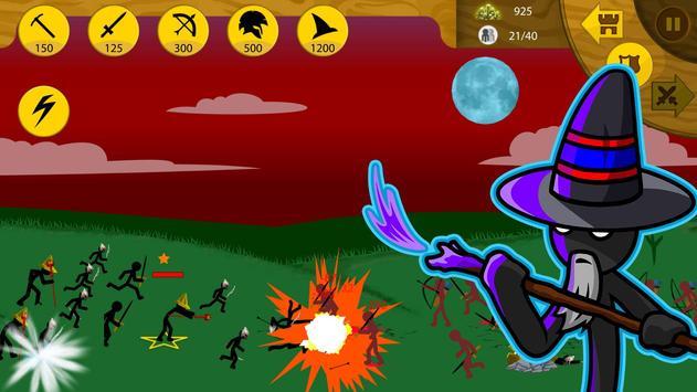 Stick War: Legacy تصوير الشاشة 19