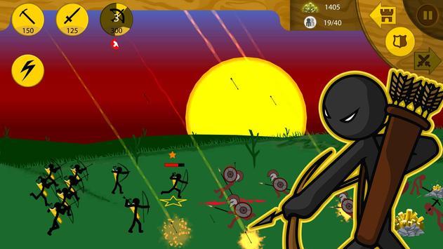 Stick War: Legacy تصوير الشاشة 1