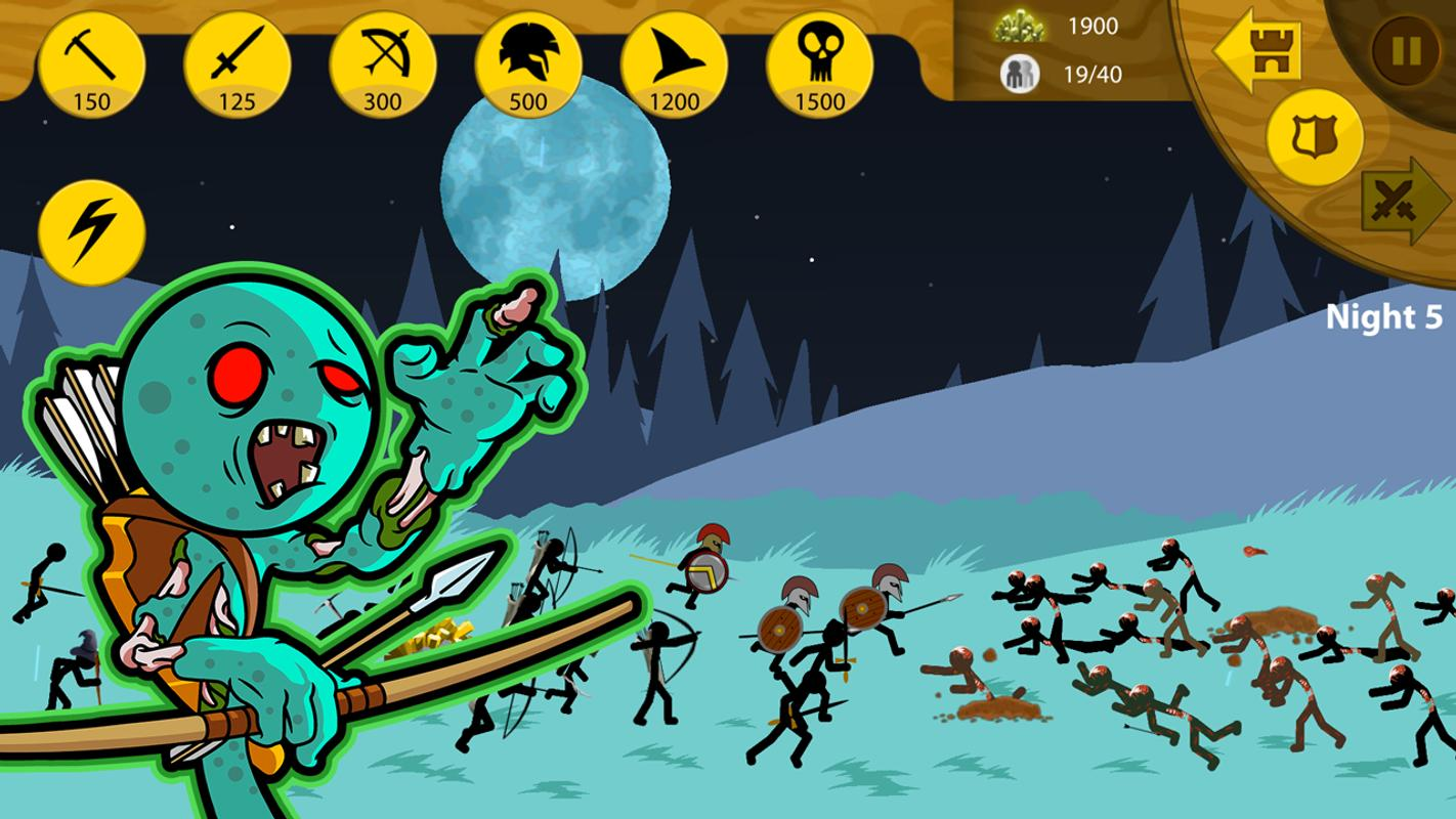 Stickman War Games