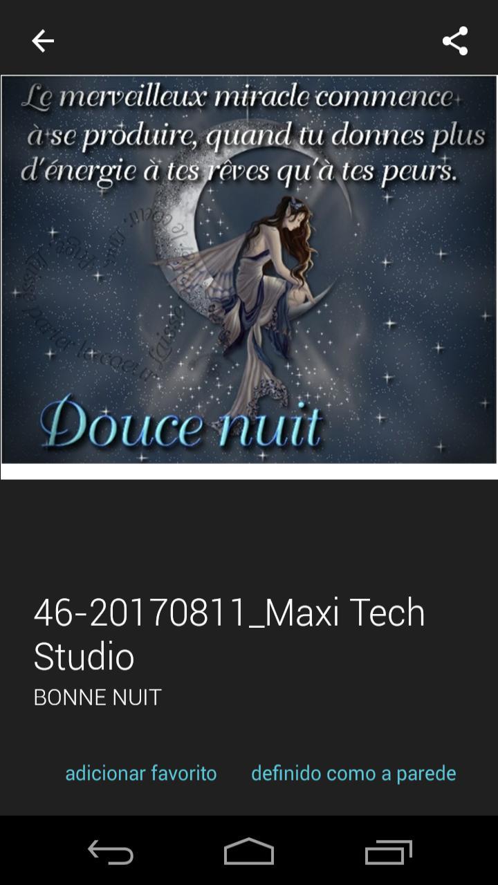 Bonne Nuit For Android Apk Download