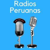 Radios en vivo de Peru ON LINE no oficiales icon