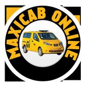Maxicab Booking icon