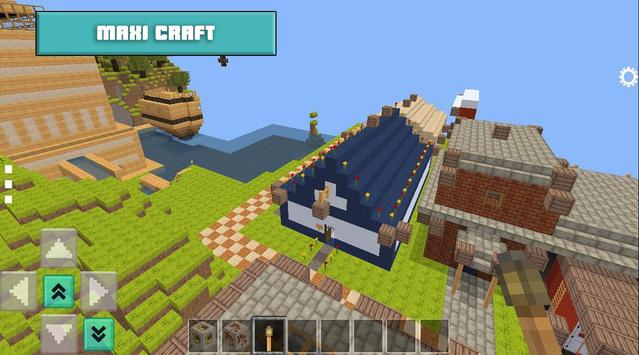 10 Schermata Maxi Craft Pocket Edition
