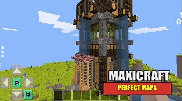 11 Schermata Maxi Craft Pocket Edition