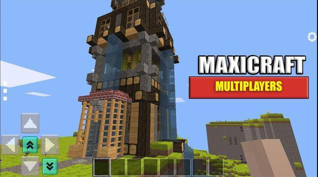 16 Schermata Maxi Craft Pocket Edition