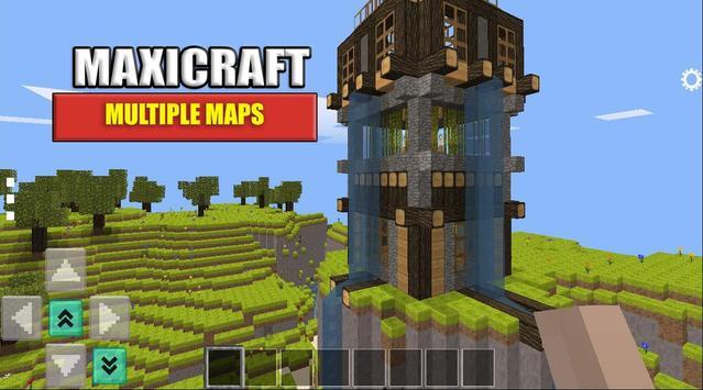17 Schermata Maxi Craft Pocket Edition