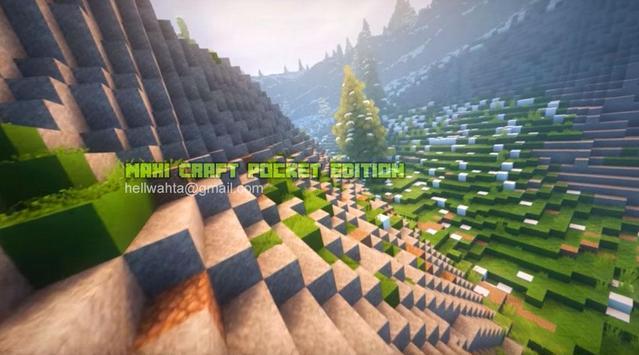 6 Schermata Maxi Craft Pocket Edition