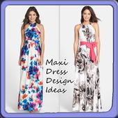 Maxi Dress Design Ideas icon