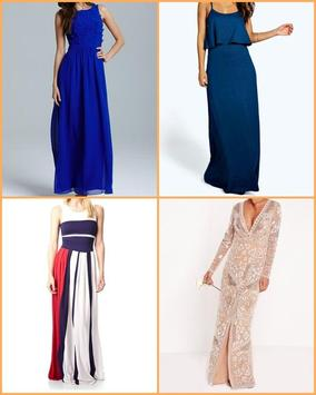 Maxi Dress Gallery Ideas screenshot 10