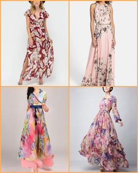 Maxi Dress Gallery Ideas screenshot 11