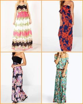 Maxi Dress Gallery Ideas screenshot 1