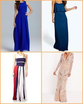 Maxi Dress Gallery Ideas screenshot 2