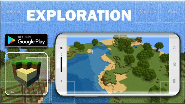 Exploration pro poster