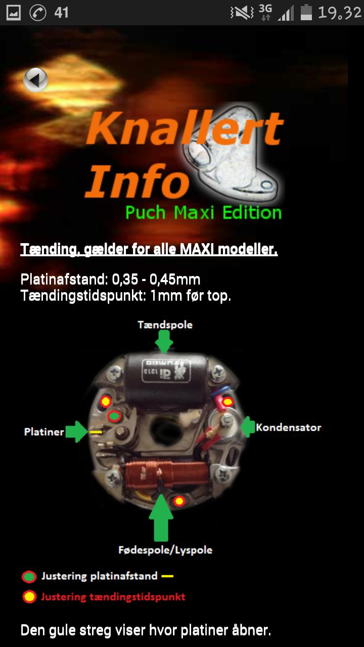 Knallert Info-Puch Maxi for Android - APK Download
