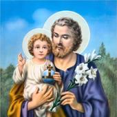 Prière à Saint Joseph icon