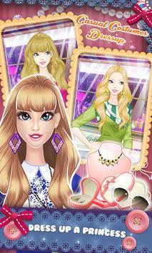 Casual Costumes: Dressup Game screenshot 7