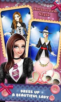 Halloween Style: Magic Dressup screenshot 3