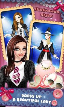 Halloween Style: Magic Dressup screenshot 6