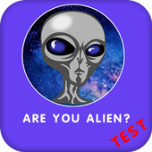 Alien  is the game for children icon