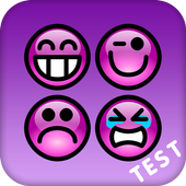 Temperament is the test for adults and children icon