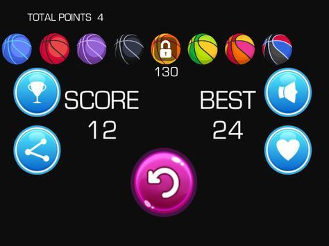Basketball on the Go ! screenshot 16