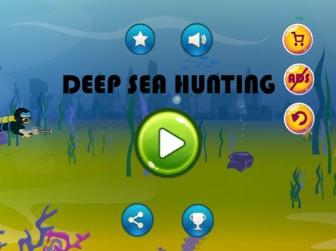 Deep Sea Hunting apk screenshot