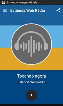 Estância Web Rádio screenshot 1