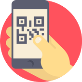 QR Contact Saver icon