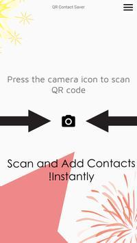QR Contact Saver apk screenshot