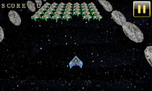 Space Asteroid Invaders apk screenshot
