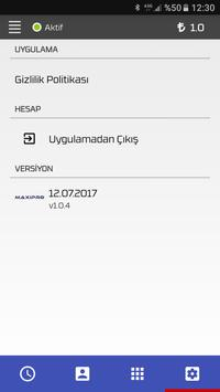 MaxiPro Phone apk screenshot