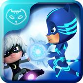 Pj Super Masks : Fight Adventure icon