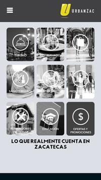 Urban Zac poster