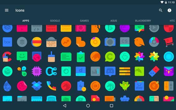 Aivy - Icon Pack Ekran Görüntüsü 8