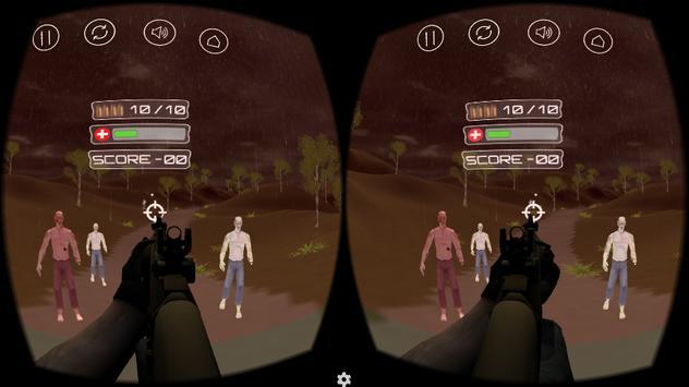 Zombie Gun - VR Shooter poster