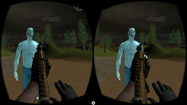 Zombie Gun - VR Shooter apk screenshot