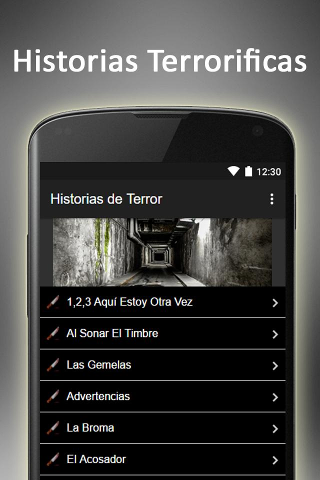 Short Horror Stories for Android - APK Download